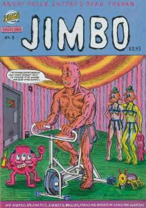 Jimbo #3 VF/NM; Zongo | save on shipping - details inside