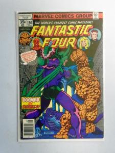 Fantastic Four (1st Series) #194, Newsstand Edition 4.0 (1978)