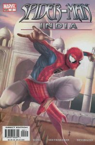 Spider-Man: India #2 VF/NM; Marvel   save on shipping - details inside