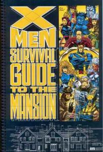 X-Men: Survival Guide to the Mansion #1, NM + (Stock photo)