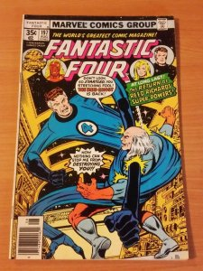 Fantastic Four #197 ~ VERY FINE VF ~ 1978 MARVEL COMICS
