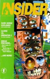 Dark Horse Insider (Vol. 2) #4 VF/NM; Dark Horse | save on shipping - details in