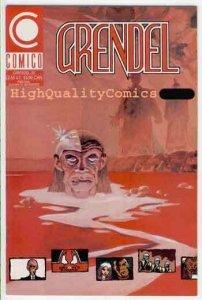 GRENDEL #39, NM+, Comico, 1986, Matt Wagner, Tim Sale, more in store