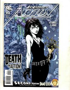 Action Comics # 894 NM DC Comic Book Batman Superman Flash Wonder Woman GK5
