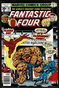 Fantastic Four #181 (Apr 1977, Marvel) 9.0 VF/NM
