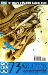 Fables #73, NM (Stock photo)