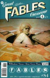 Fables #84 VF; DC/Vertigo   save on shipping - details inside