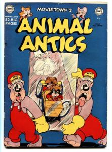 ANIMAL ANTICS #26 comic book 1950-RACCOON KIDS-VIOLIN COVER-GOLDEN AGE