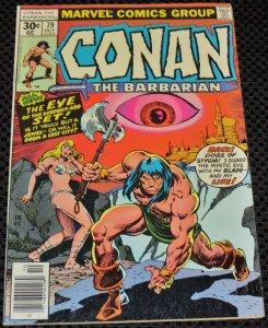 Conan the Barbarian #79 (1977)