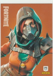 Fortnite Mayhem 181 Rare Outfit Panini 2019 trading card series 1