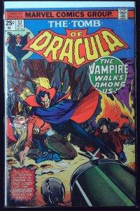 Tomb of Dracula #37 (1975)