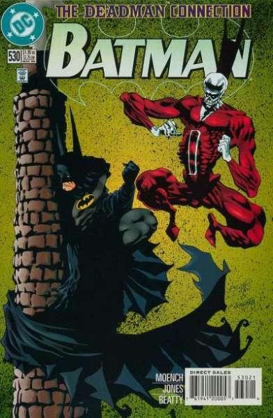 Batman (1940 series) #530, NM (Stock photo)