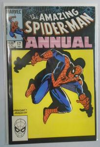 Amazing Spider-Man (1st Series) Annual #17, 6.0/FN (1983)