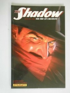 The Shadow TPB #1 SC 8.0 VF (2012 Dynamite)