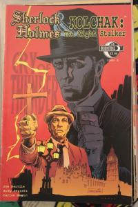 Sherlock Holmes Kolchak the Night Stalker  #3 VF