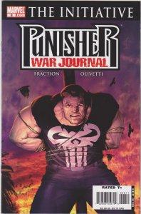 Punisher War Journal #6
