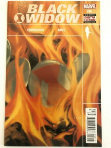 Black Widow (2014 Series) #16 Nathan Edmondson, Phil Noto NM