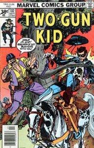 Two-Gun Kid #132, VG+ (Stock photo)