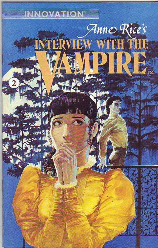 Interview With A Vampire #2 (Feb-91) NM Super-High-Grade Lestat