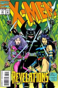 X-Men (1991 series) #31, NM (Stock photo)