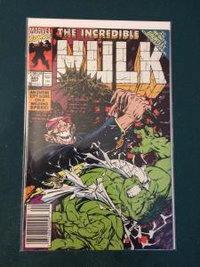 The Incredible Hulk #385 Infinity Gauntlet Crossover