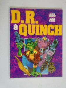 D.R. and Quinch TPB SC 8.0 VF (1991 Fleetway)