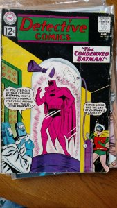 Detective #301(DC,1962) Condition GD/VG