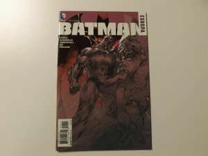 Batman Europa #1 Jim Lee Cover