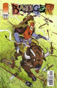 Badger (Vol. 3) #2 VF/NM; Image   save on shipping - details inside