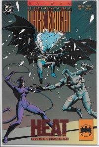 Batman  : Legends of the Dark Knight   # 49 FN/VF (Heat 4)