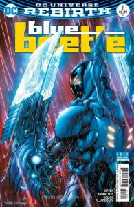 Blue Beetle (6th Series) #11A VF/NM; DC | save on shipping - details inside