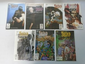 Swamp Thing Comic Lot (3rd Series) From #2-16 13 Diff Books Avg 8.0 VF (2000-01)