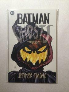 Batman Ghosts Legends of the Dark Knigt Halloween Special Near Mint nm Dc Comics