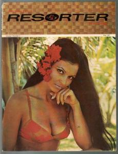 Resorter #1 Fall 1971-Del Webb-Hawaii-Las Vegas-Lake Tahoe-VG