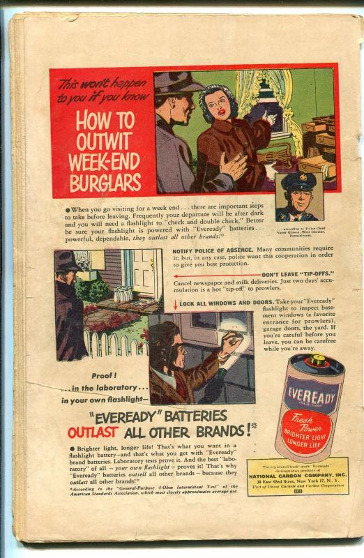 BARNYARD #18 1948-STANDARD-FRANK FRAZETTA-good/vg / HipComic