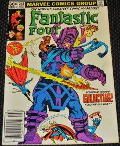 Fantastic Four #243 (1982)