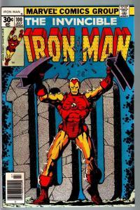 IRON MAN #100-NM--1977-MARVEL BRONZE-AGE COMIC NM-