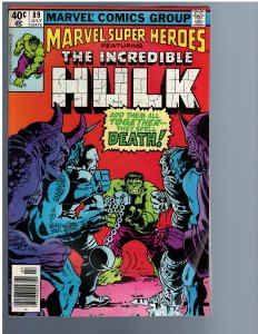 Marvel Super-Heroes #89 (1980)