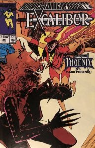 Marvel Comics Presents: Excalibur Issue 36!