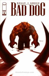 Bad Dog #6 VF; Image | save on shipping - details inside