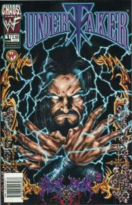 Undertaker #1 VF/NM; Chaos   save on shipping - details inside