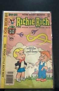 Richie Rich #208 (1981)