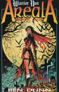 Warrior Nun Areala (Vol. 1) TPB #1 FN; Antarctic | save on shipping - details in