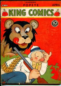 King #48 1940-David McKay-Popeye-Ace Drummond-Alex Raymond-Flash Gordon-G/VG