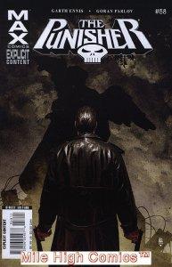 PUNISHER MAX (2004 Series) #58 Near Mint Comics Book