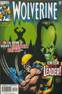 Wolverine #144 VF/NM; Marvel | save on shipping - details inside