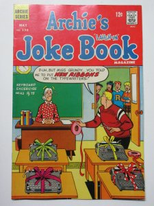 Archie's Joke Book (May 1969) #136 Laugh-In VF