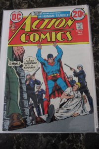 Action Comics #423 (DC, 1973) Condition: FN+