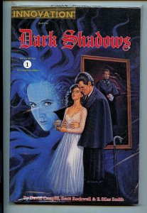 DARK SHADOWS #1, VF/NM, Vampires, Innovation, 1992, more in store