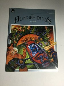 The Hunger Dogs Nm Near Mint DC Comics Graphic Novel 4